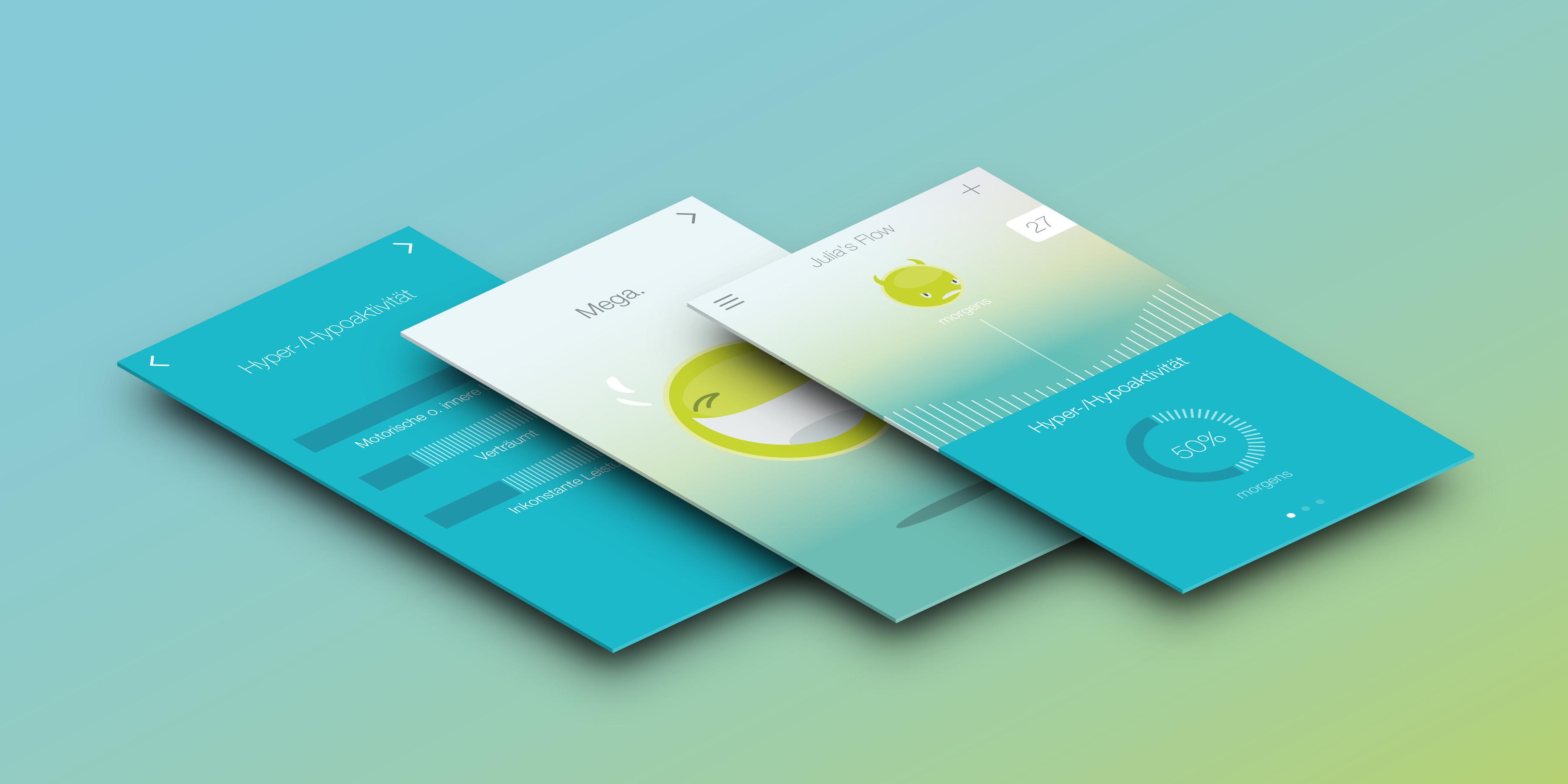 Für die App entwickelte MONOKI ein zielgruppenspezifisches UX-Design.
