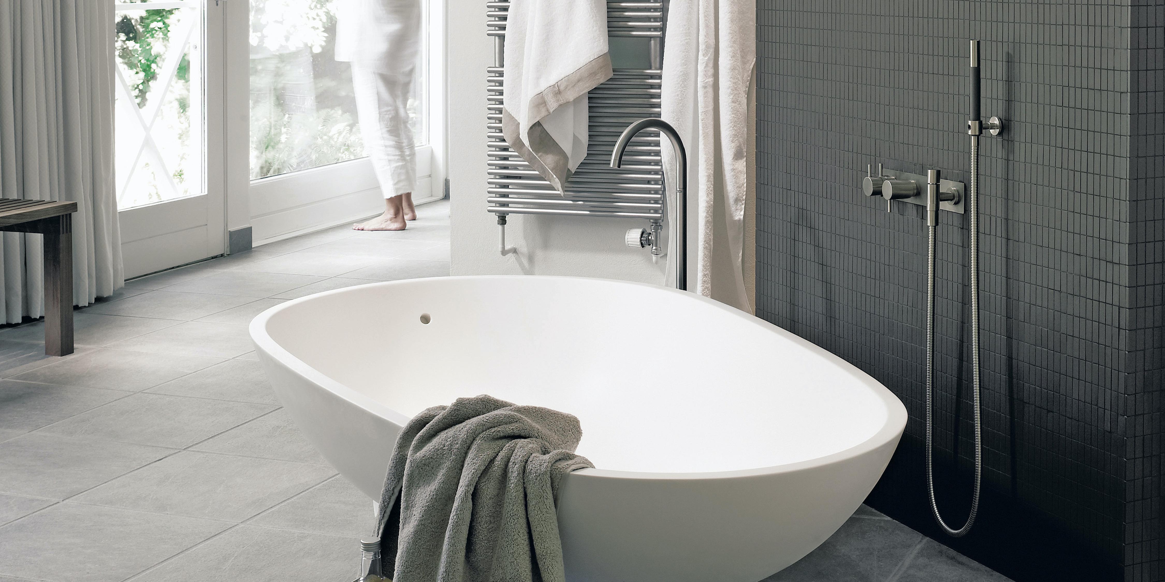 Ein moderner Look & Feel prägt die Bildwelt des Traditionsunternehmens Blanke.