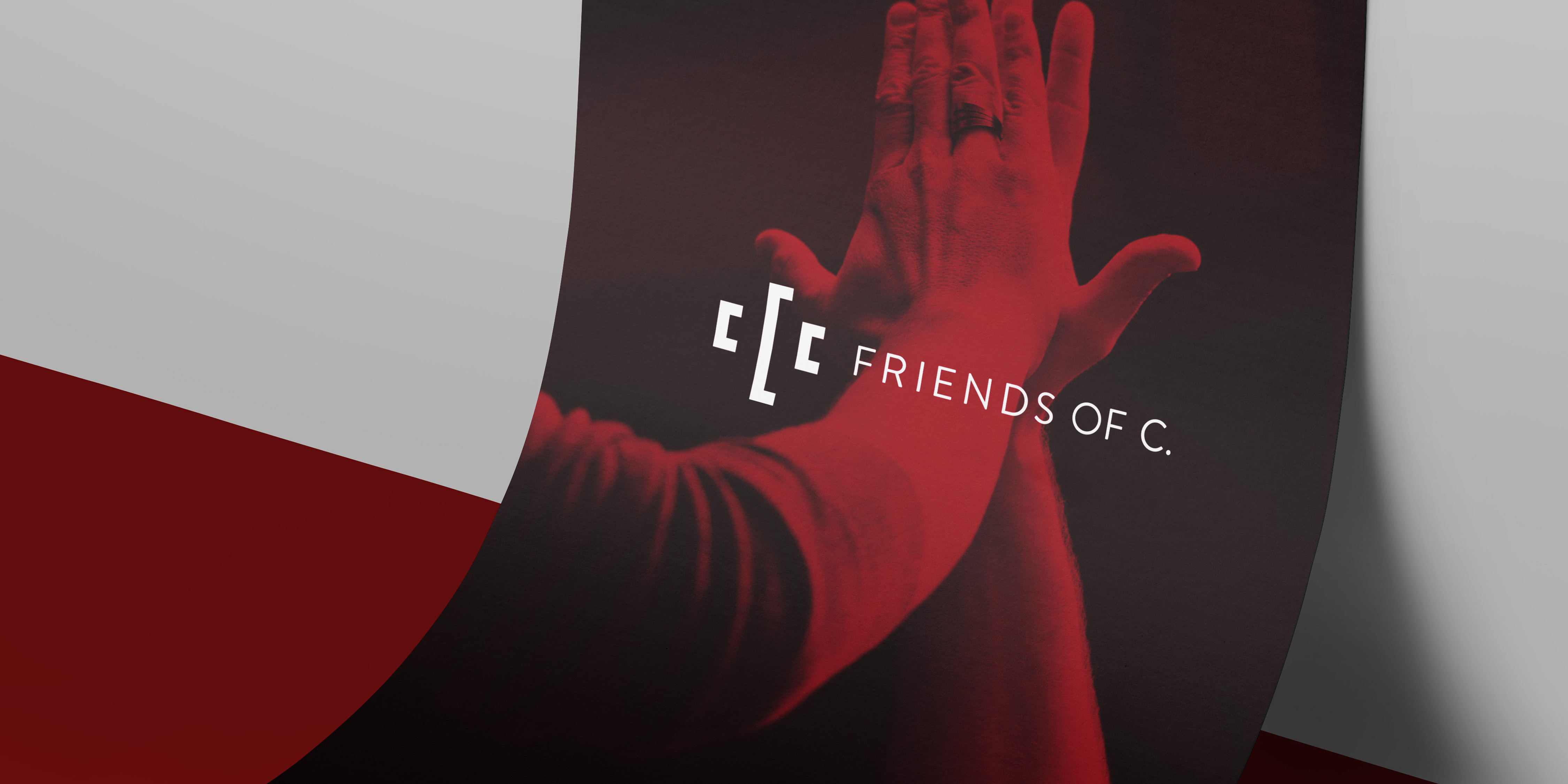 Das neue Key Visual dient als Titelmotiv für den Friends of C. Salesfolder.