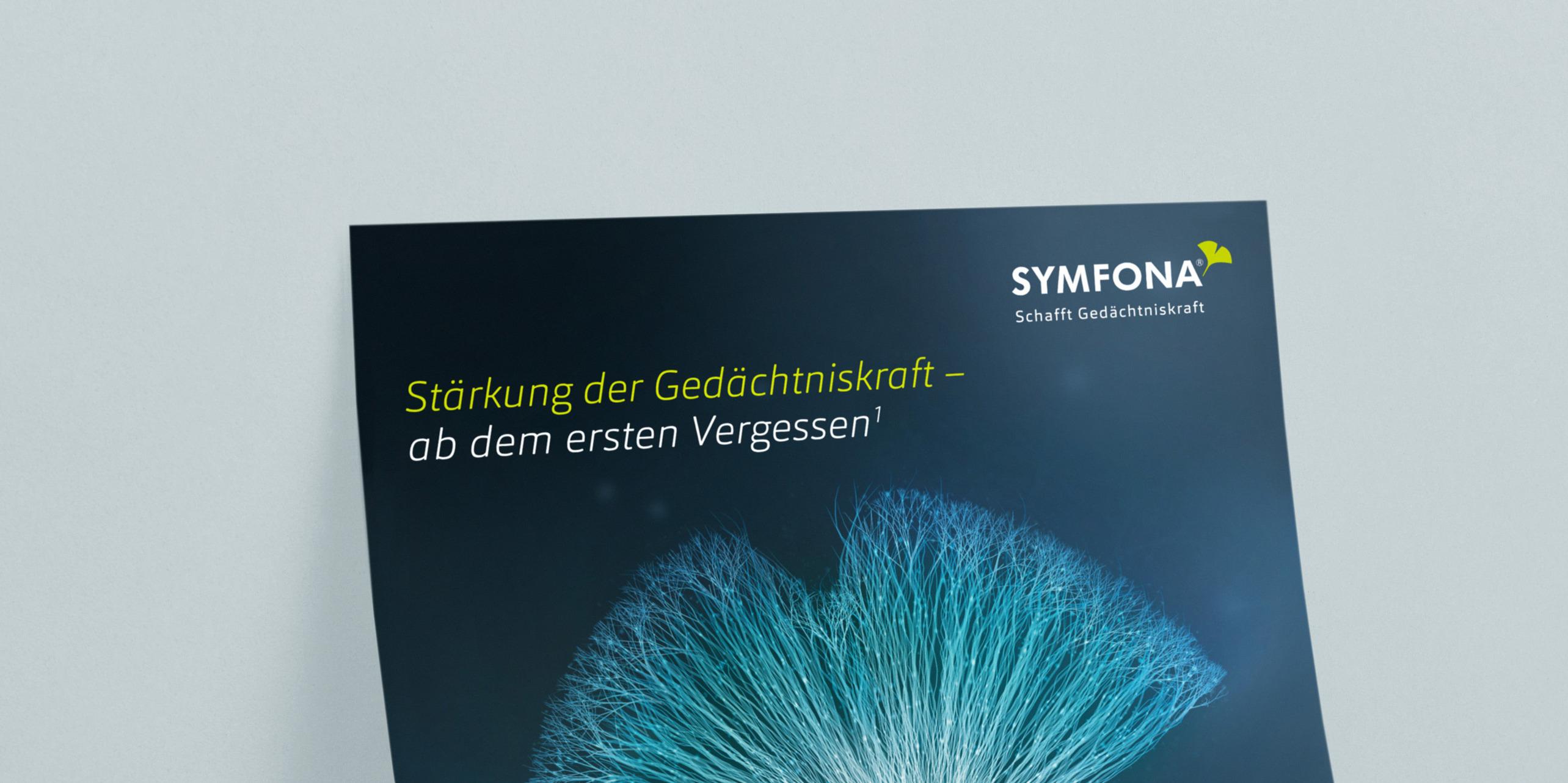 Der Symfona Kampagnenclaim erhöht den Wiedererkennungswert.