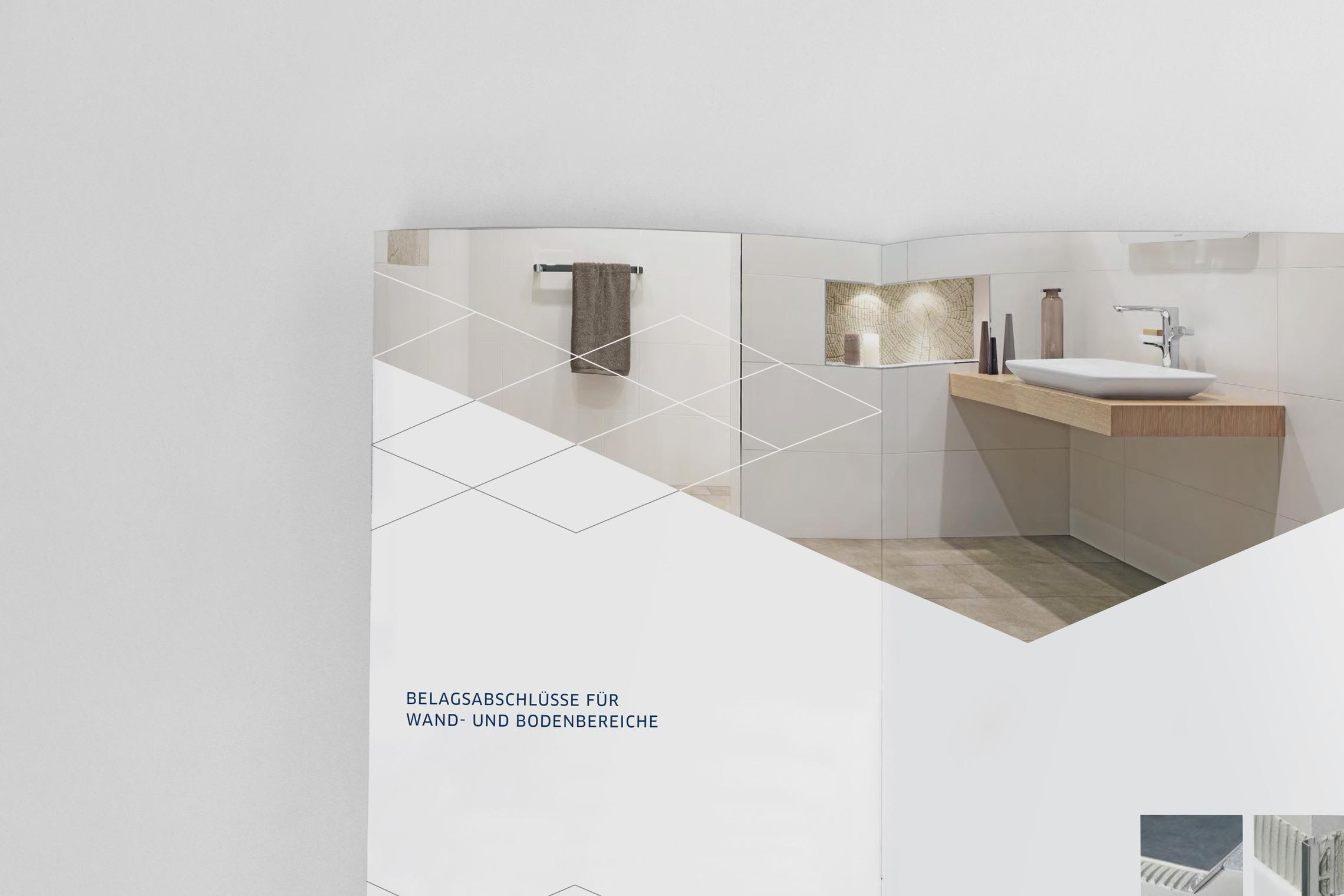 Brand Design und Bildwelt prägen das neue moderne und zukunftsorientierte Erscheinungsbild von Blanke.