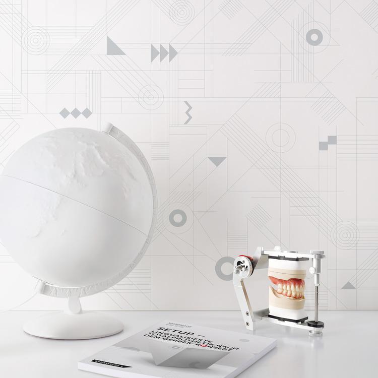 Das Bildkonzept für die neue Swiss School of Prothetics by Candulor schafft für den Betrachter visuelle Freiräume.